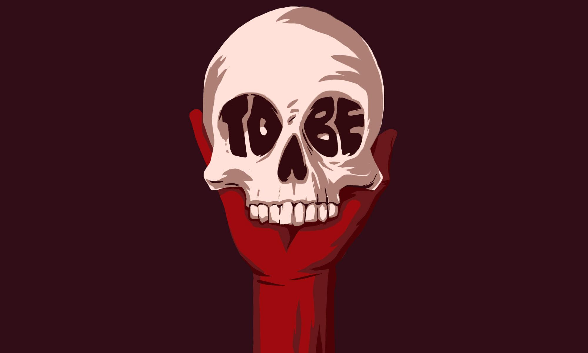 Enter Hamlet
